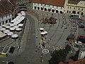 Piața Mică din turnul Sfatului - panoramio.jpg