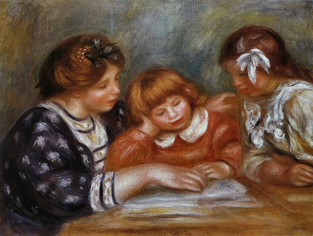 Pierre-Auguste Renoir - La Leçon.jpg