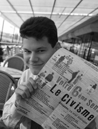 Pierre Maudet - Pierre Maudet in 1995