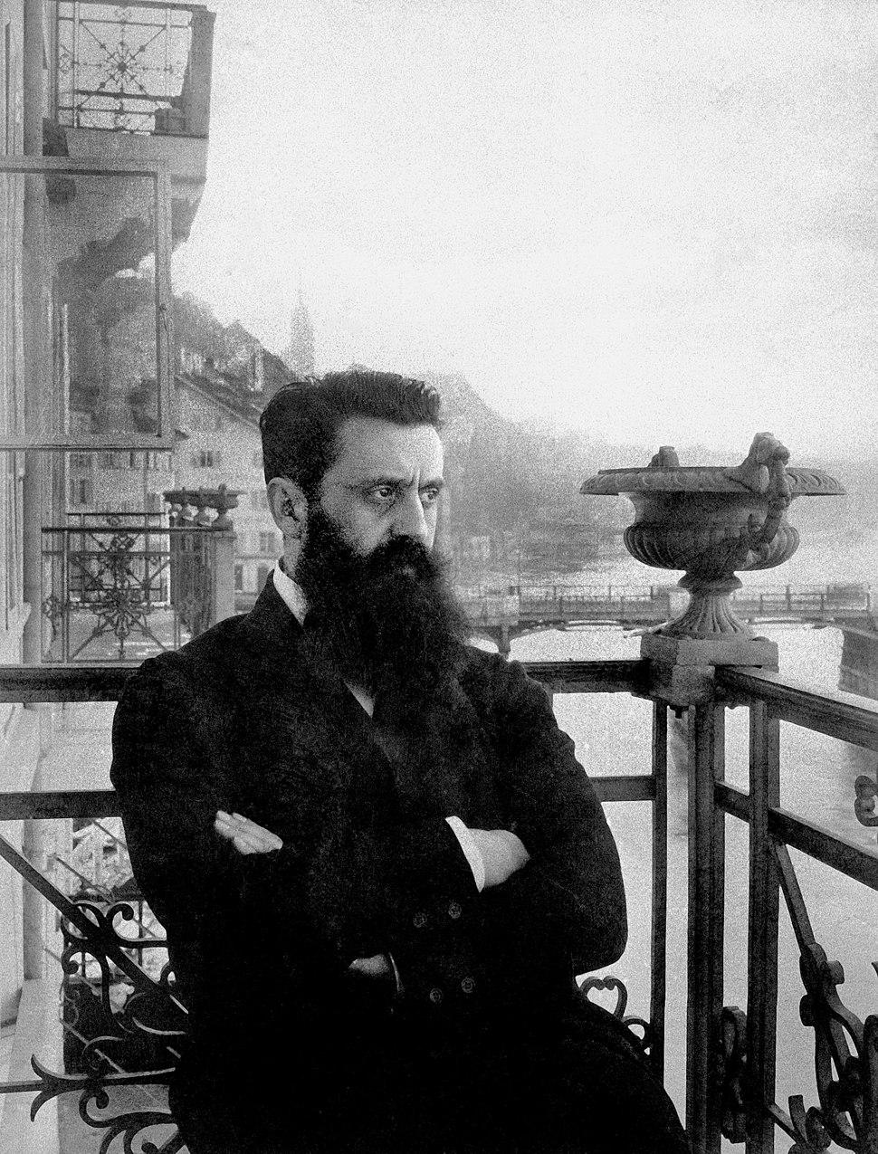 PikiWiki Israel 14780 Theodor Herzl