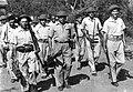 PikiWiki Israel 383 Kibutz Gan-Shmuel 1949 sk7- 39 גן-שמואל-מצעד יום העצמאות 1949.jpg