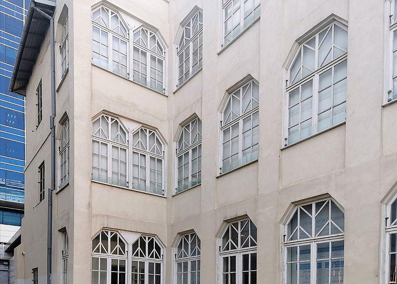 הבית ברחוב לילינבלום 26 בתל אביב