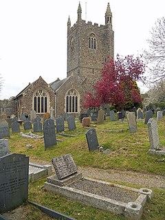 Church of St Mary the Virgin, Pilton