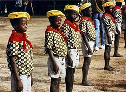 Pionniers Army Uniform