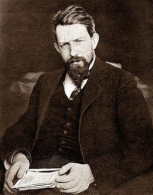 Peter Berngardovich Struve - Peter Struve, 1900s