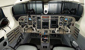 Piper PA-46 - PA-46-350P Cockpit