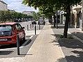 Piste cyclable Avenue Général Leclerc Maisons Alfort 2.jpg
