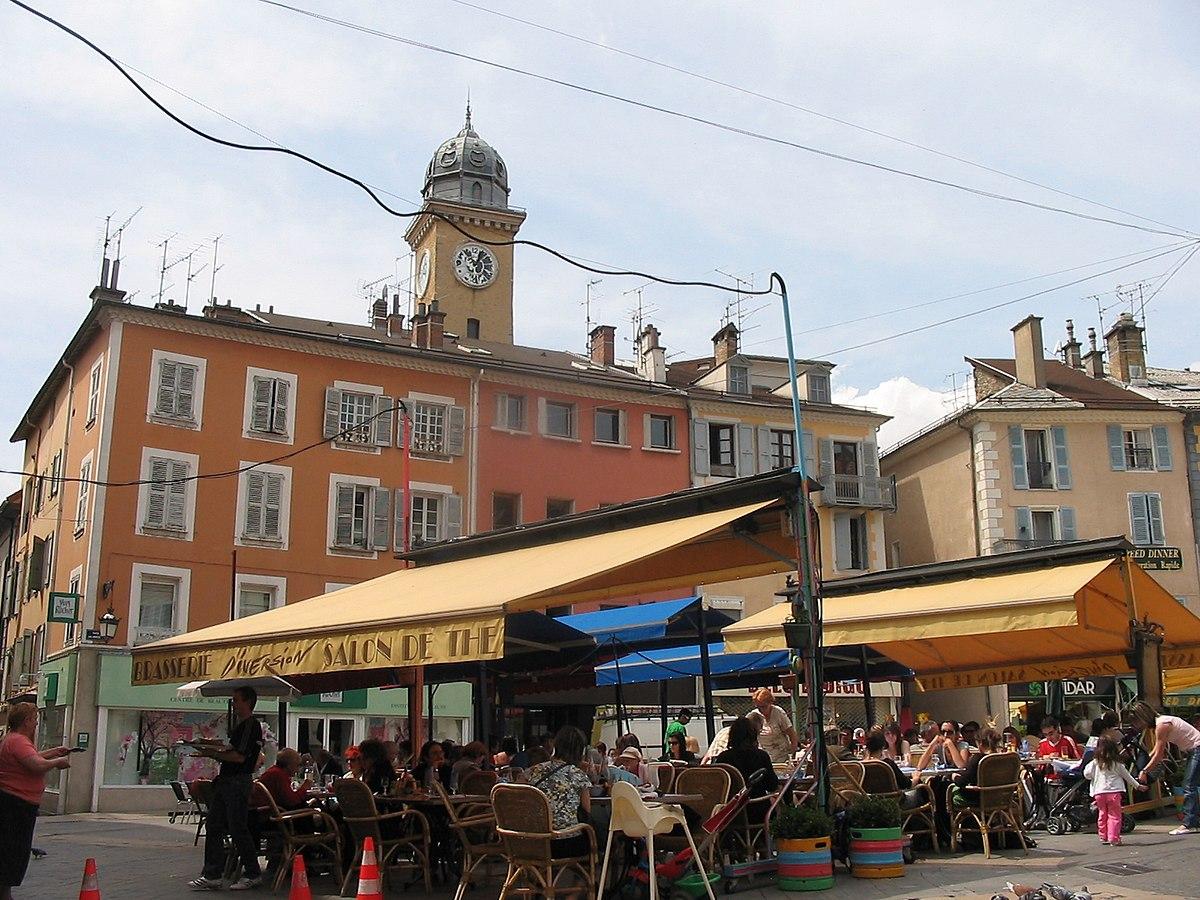 Hotel De France Grenoble