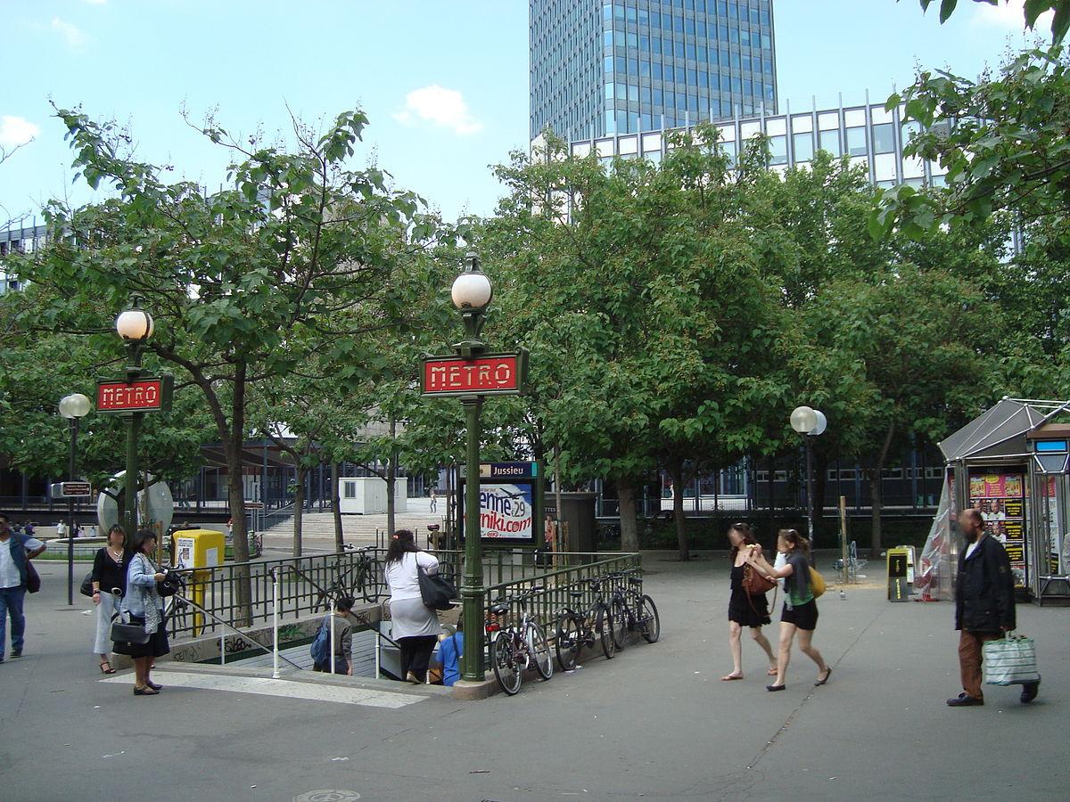 Place Jussieu