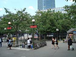 Jussieu (metropolitana di Parigi)