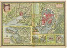 Plan La Rochelle et environs, 1773, Nicolas Chalmandrier, BNF Gallica.jpg
