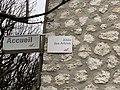 Plaque Allée Arbres - Maisons-Alfort (FR94) - 2021-03-22 - 2.jpg
