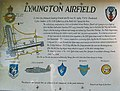 Plaque about Lymington Airfield 1940s - geograph.org.uk - 174714.jpg