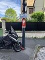Plaque rue Maison Rouge Docteur Khalfa Guedj Panneau Bouche Incendie 940330271 Fontenay Bois 1.jpg