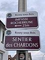 Plaques Impasse Rochebrune & Sentier Chardons - Rosny-sous-Bois (FR93) - 2021-04-16 - 1.jpg