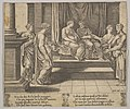 Plate 3- Psyche's two sisters are married to kings, from 'The Fable of Psyche' MET DP824490.jpg