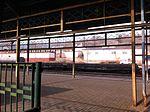 Platform entrance of Yanshan Railway Station (20150105103639).JPG
