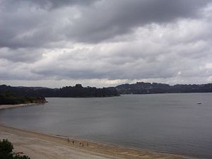 Playa de Sumiño, Miño