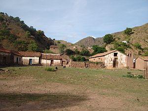 Ravelo Municipality - The small village of Toroca in the Ravelo Municipality