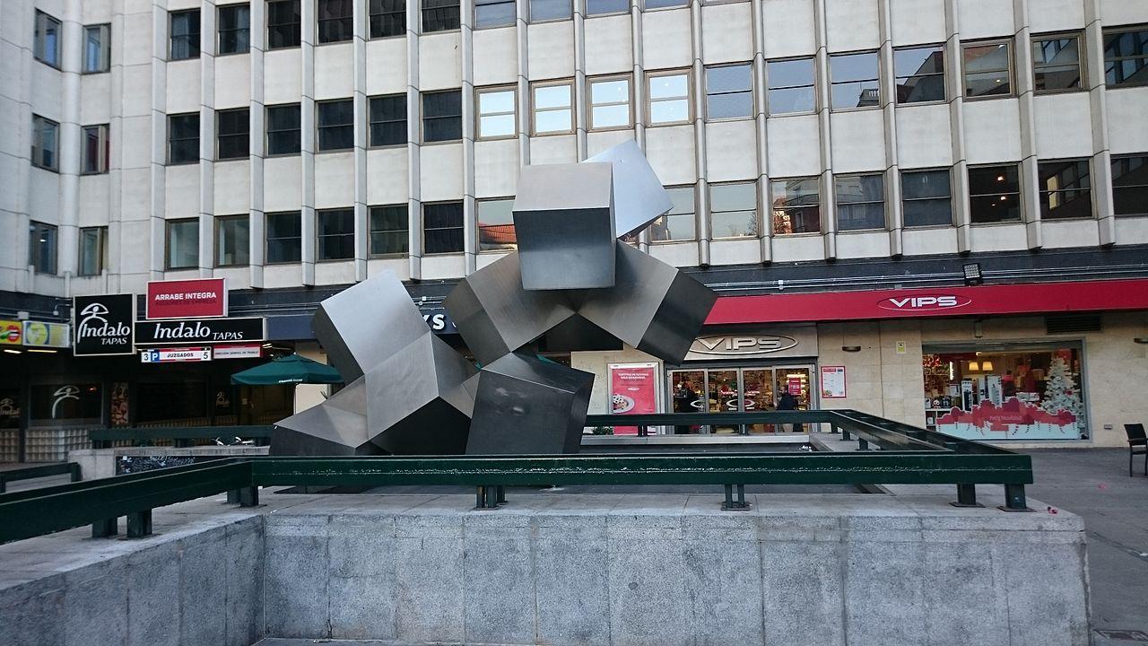 File plaza de los cubos 24 de diciembre de 2014 madrid for Plaza los cubos madrid