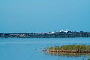 Zalesye - Lake Pleshcheyevo