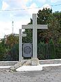 Podlaskie - Narew - Narew - Mickiewicza - Krzyże powstańcom 20110910 01.JPG