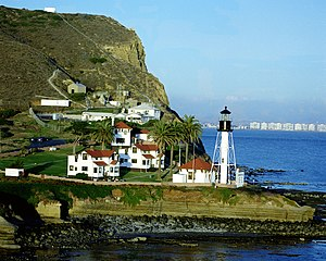 New Point Loma Lighthouse - Point Loma Lighthouse