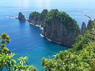 National Park of American Samoa United States national park in American Samoa