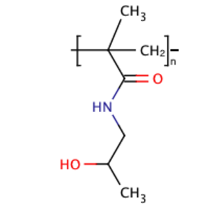 N-(2-Hydroxypropyl) methacrylamide - Poly(N-(2-hydroxypropyl) methacrylamide); poly(HPMA); pHPMA; PHPMA