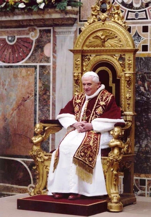 Pope Benedict XVI 1