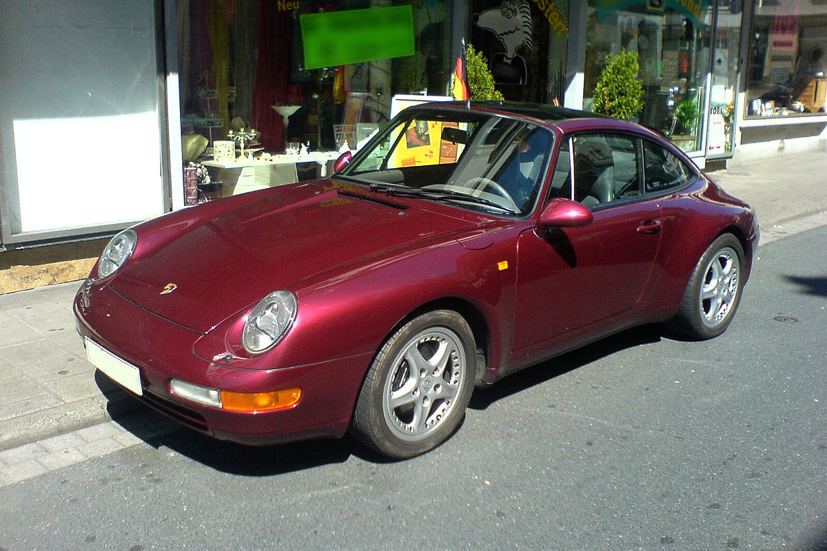 Porsche 993 Wikipedia