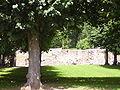 Port-Royal-des-Champs - Le cloître d'arbres.JPG