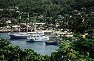Bequia - Port Elizabeth Bequia in 2005