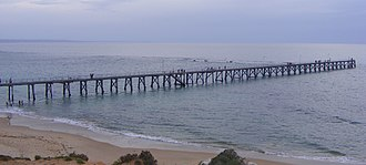 Port Noarlunga, South Australia - Port Noarlunga jetty