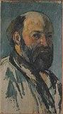 Portrait de l'artiste, par Paul Cézanne, MNR228, Musée d'Orsay.jpg