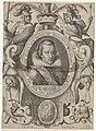 Portret van Georg Wilhelm, keurvorst van Brandenburg Keizer Matthias en keurvorsten van het Heilige Roomse Rijk (serietitel), RP-P-1964-314.jpg