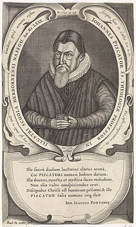 Johannes Piscator