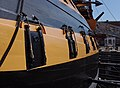 Portsmouth MMB 17 Royal Naval Dockyard - HMS Victory.jpg