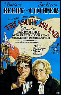 <i>Treasure Island</i> (1934 film) 1934 film by Victor Fleming