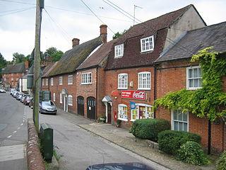 Potterne Human settlement in England