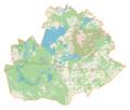 Powiat piski location map.png