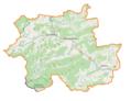 Powiat suski location map.png
