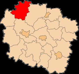 Tuchola County County in Kuyavian-Pomeranian, Poland