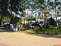 Praça do Centro de Convivência - no dia do jogo do Brasil - panoramio.jpg