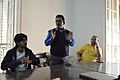Pradeep Kumar Nanda Speaks - Wikipedia 15 Celebration - St Johns Church - Kolkata 2016-01-15 8605.JPG