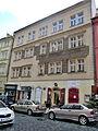 Praha, dům U Zelené mříže.jpg