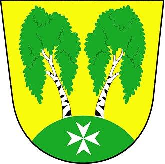 Březiněves - Image: Praha Březiněves znak
