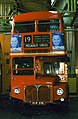 Preserved Routemaster RM2037 (ALM 37B) Hounslow bus garage rally, 2000.jpg