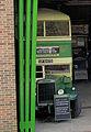 Preserved Southdown bus 873 (UF 6473) 1930 Leyland Titan TD1, Amberley Museum, 17 October 2008.jpg