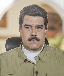 Presidency of Nicolás Maduro Venezuelan government period